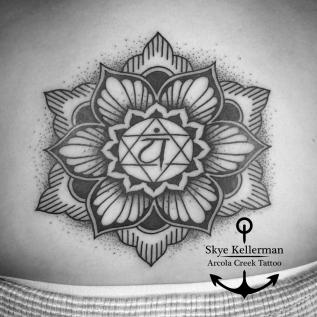 heart-chakra-mandala-tattoo