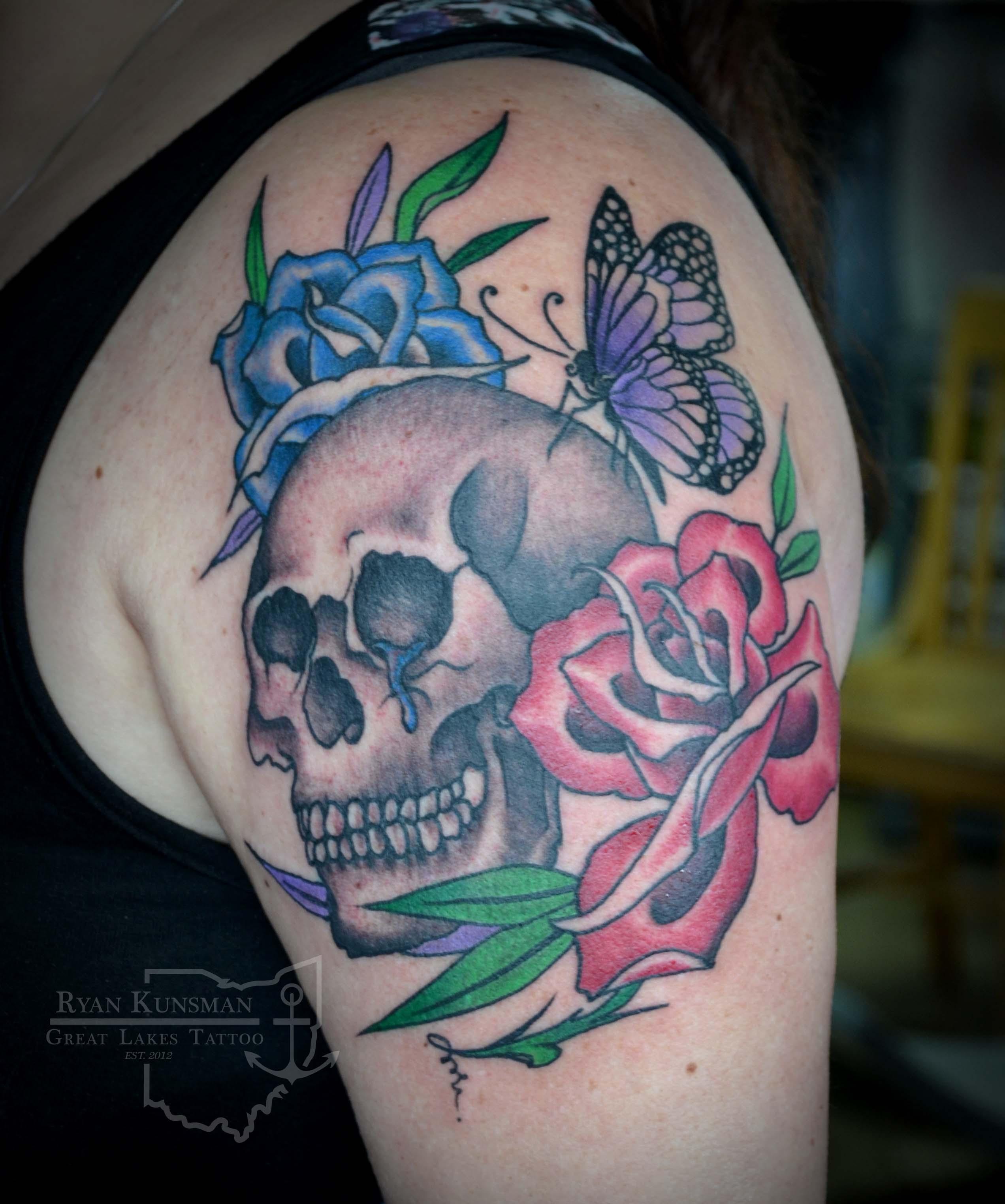 8f2119e3b skull-butterfly-tattoo-ohio – Arcola Creek Tattoo